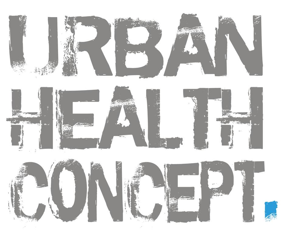 Urban Health Concept
